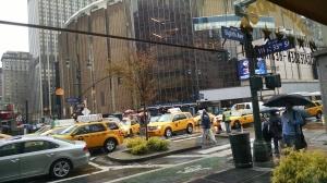 NYC Marathon 2014 Recap - Manhattan 1