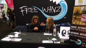 Talking with Sara Hall