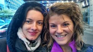 Ava and I