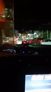 Operation: hail a taxi cab