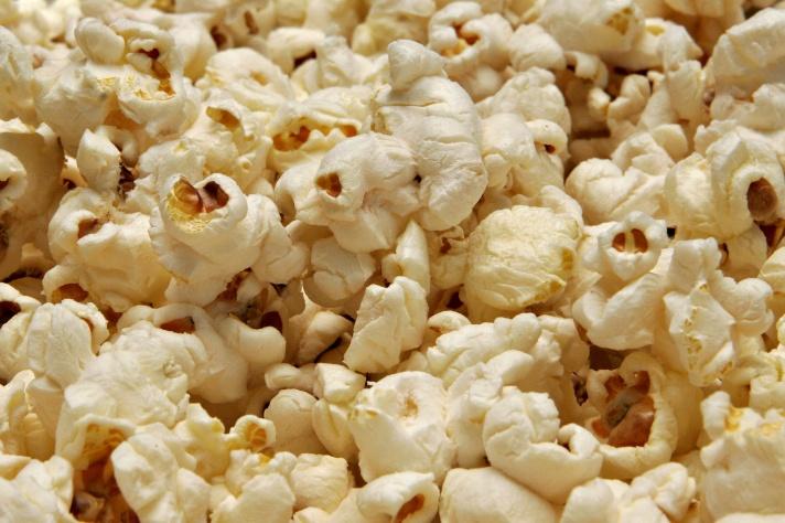 Aubrey Eicher - Richmond Wellness - Homemade Kettle Korn - Popcorn