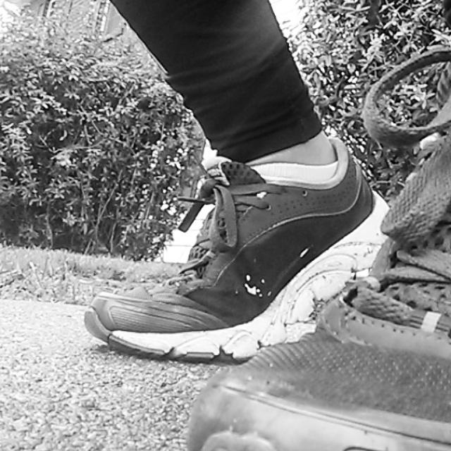 Aubrey Eicher - Richmond Wellness - Comparison - Run Shoes